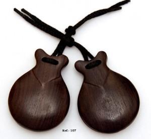 Castañuelas Imitación Granadillo (107)
