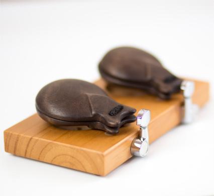 Tabla sencilla imitación granadillo lateral
