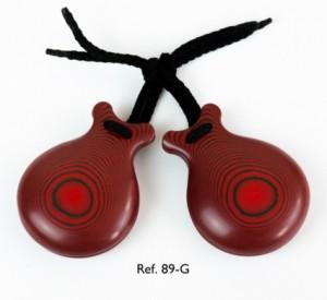 Ref. 89G Fibra Rojo