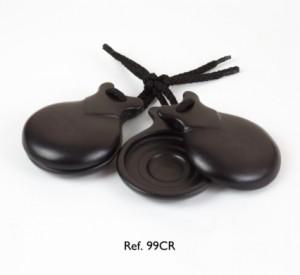 Castañuelas de Fibra Caja Resonancia (99CR)