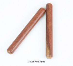 Claves Palo Santo