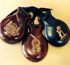 Customized Castanets